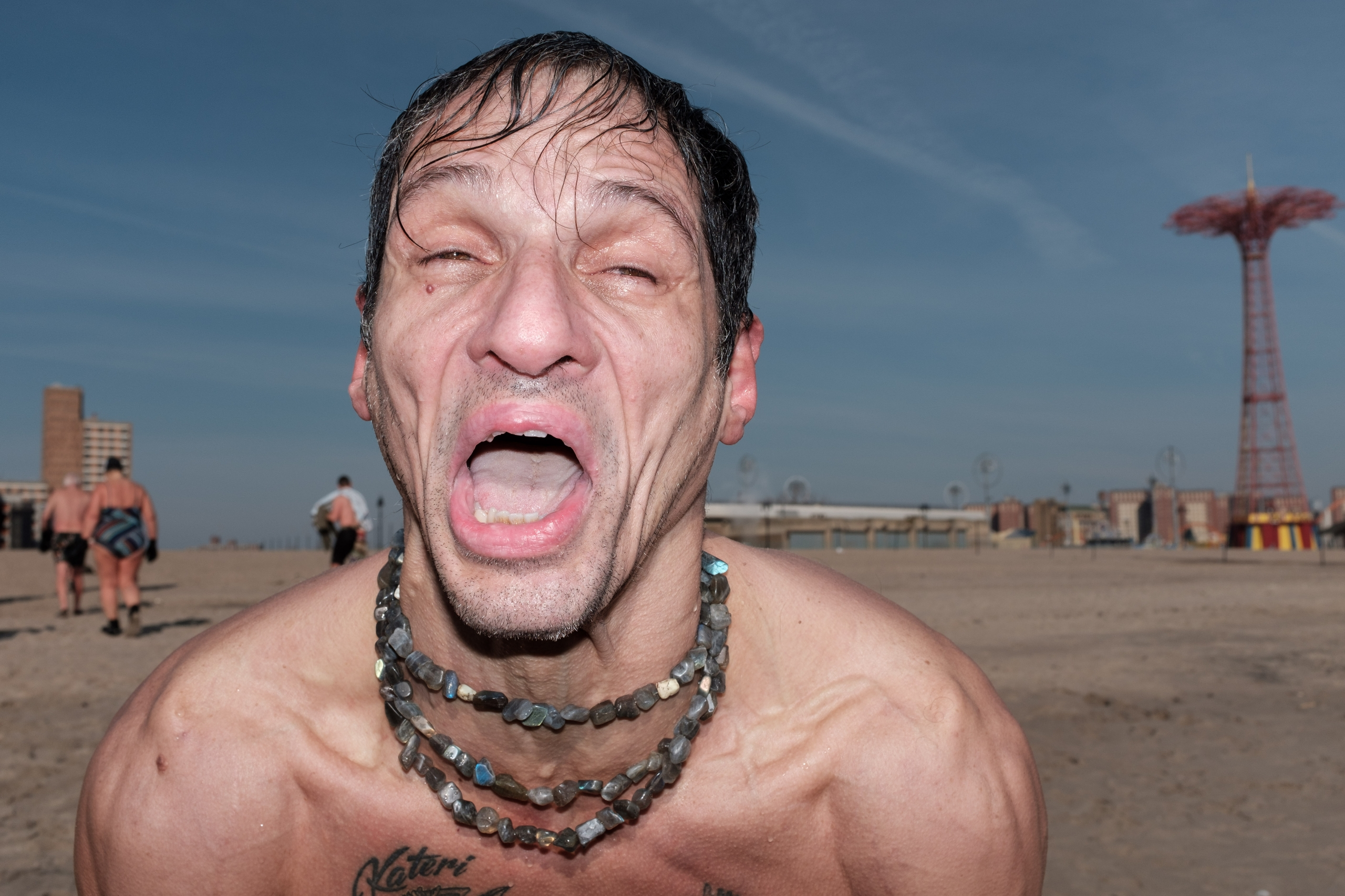 Sweating Icicles Coney Island,  - giseleduprez | ello
