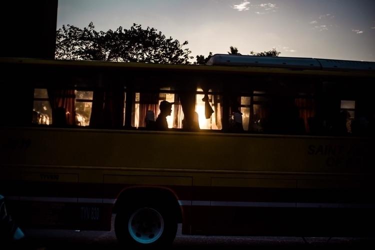busy streets Manila - StreetPhotography - junjunculvera | ello