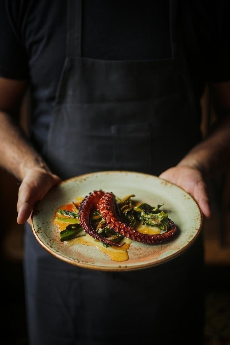 Grilled Octopus   - food, culinary - ajfernando   ello