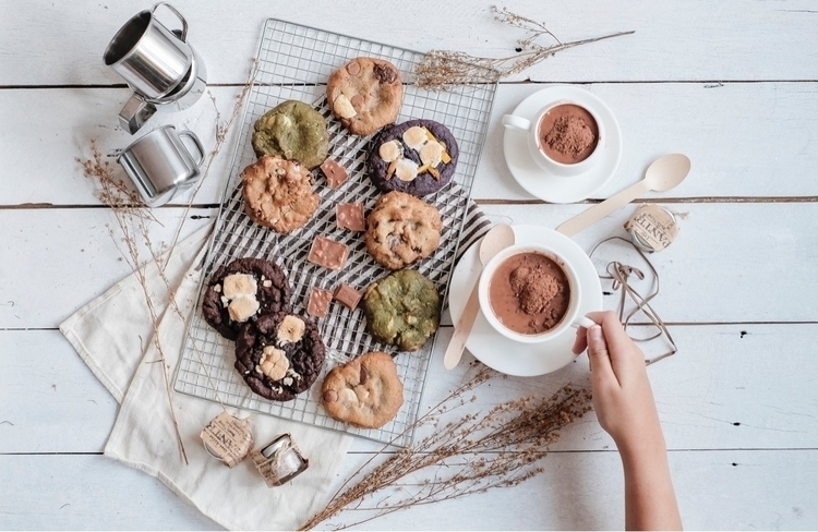 cookies hot chocolate - discovermnl | ello