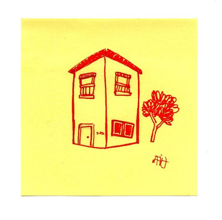 Post sketches, work kind style  - nataliadamiao | ello
