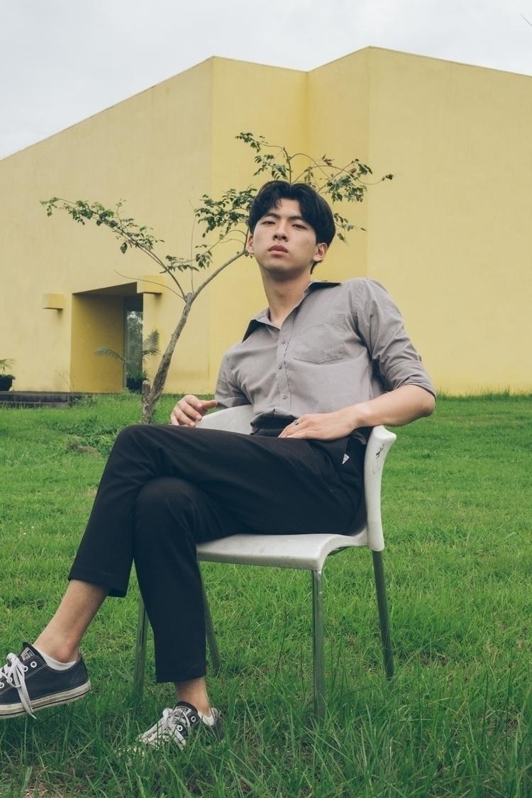 Kim Jung Min, fashion student S - allaindadivas | ello