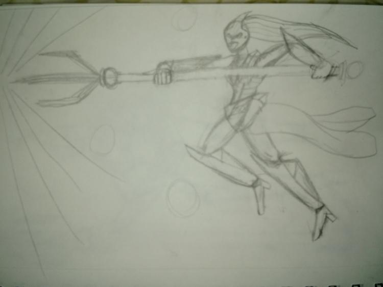 Pictures daily sketch book atte - trevenpersing | ello