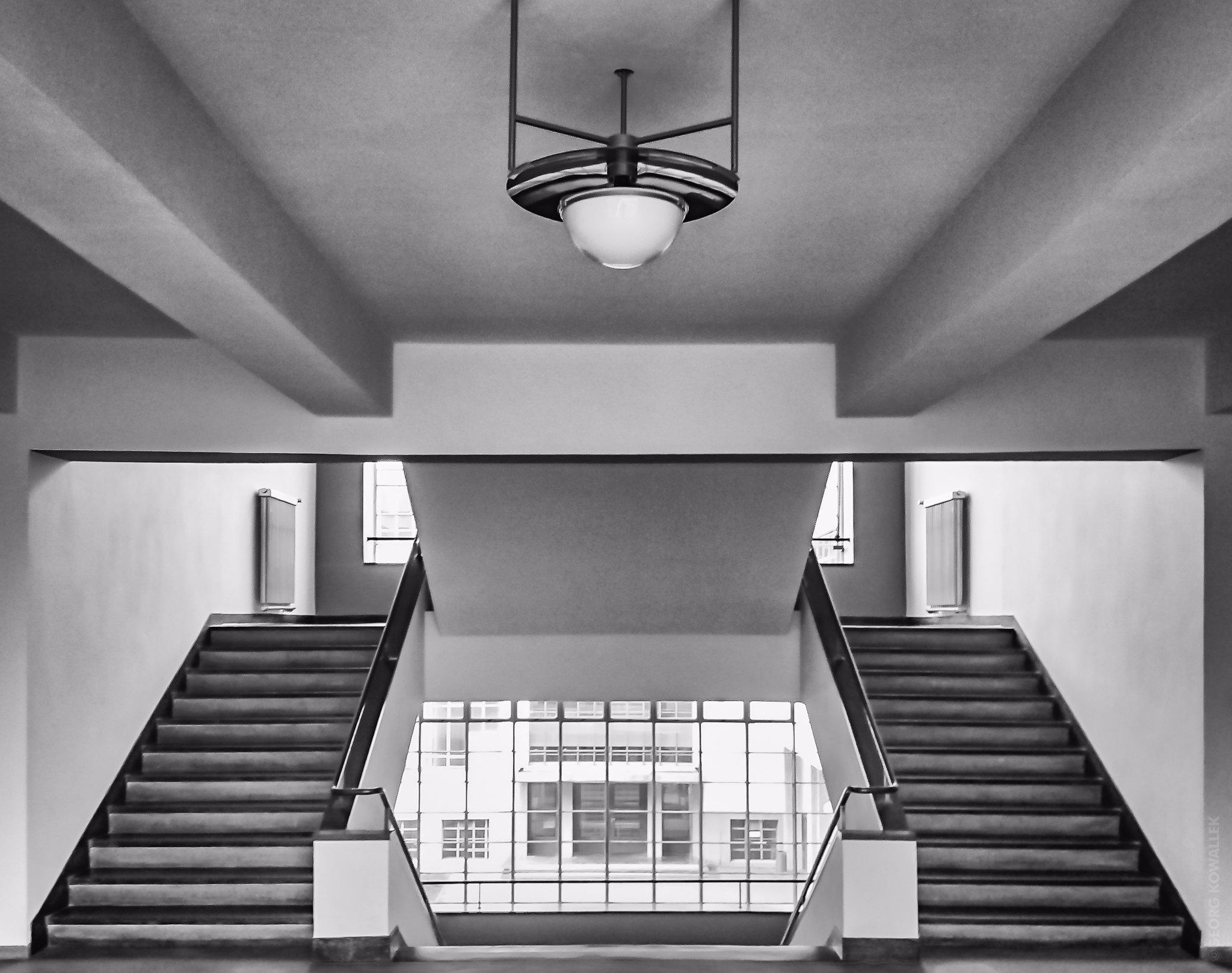 Dessau, home Bauhaus Museum  - bauhaus - gkowallek | ello