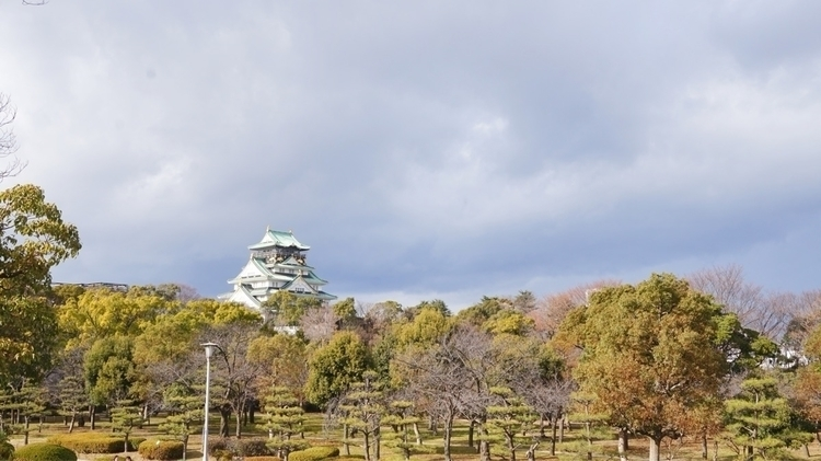 Osaka Castle - aushkosh | ello