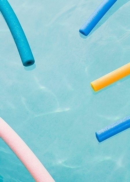 Pool Noodle series (5/7 - graphic - francois_aubret | ello