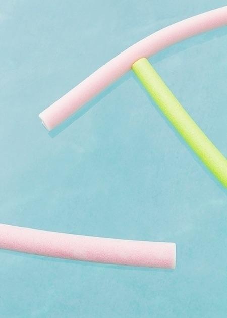 Pool Noodle series (6/7 - graphic - francois_aubret | ello