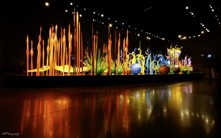 Chihuly Garden Glass, Seattle - seattle - mbphotox | ello