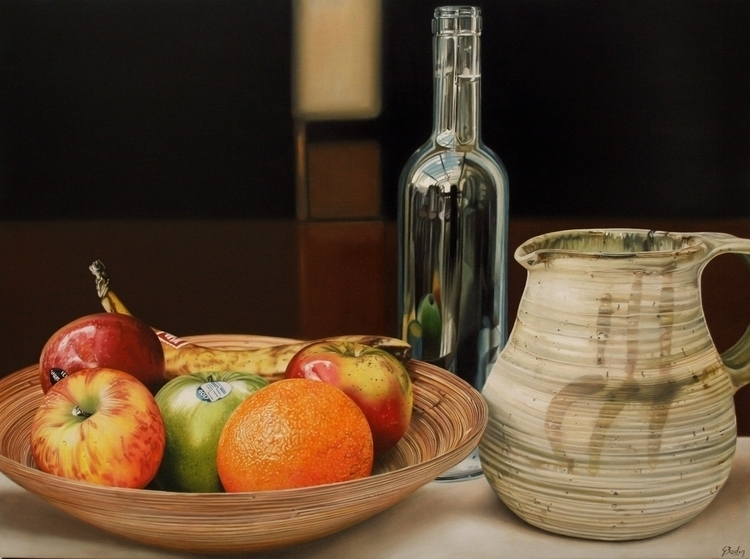 Jacques Bodin Fruits XXII Oil c - jacquesbodin | ello