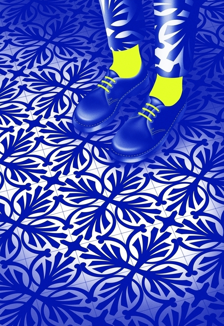 """Blaus"" collection everyday ima - iamdaq | ello"