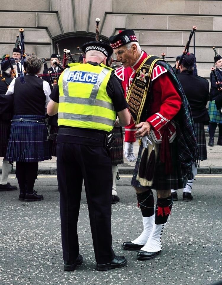 Piping band Glasgow world pipin - yannick_glasgow | ello
