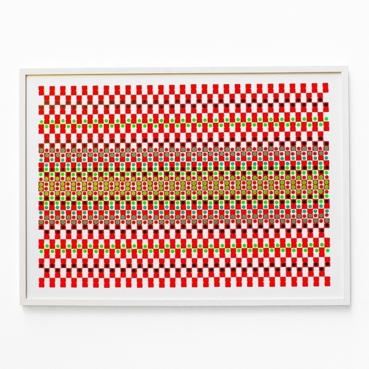 Life Mars 50 70 cm Sticker Coll - peim | ello