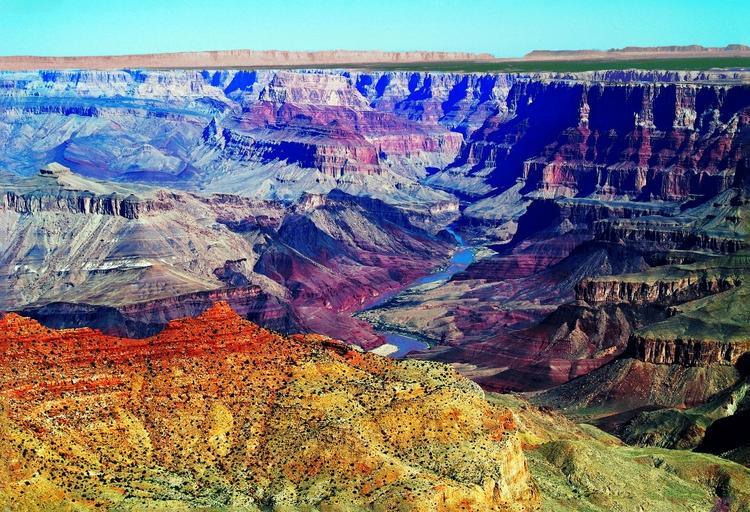 Grand Canyon,,, Natures Palette - garyrobnett | ello
