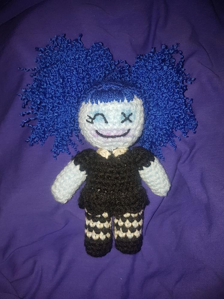 Crochet doll Etsy store - etsy, crochetdolls - pinkypunky | ello