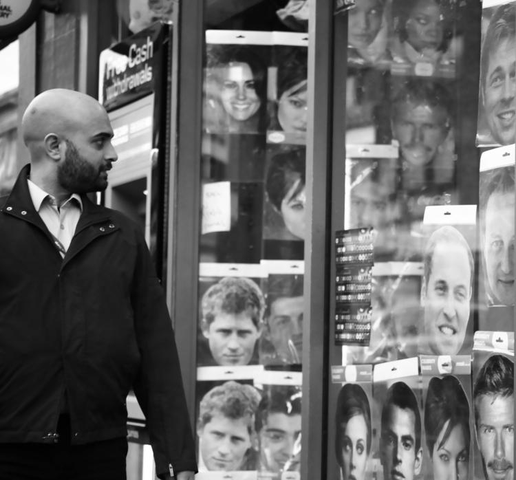 Staring Sauchiehall street Glas - yannick_glasgow | ello