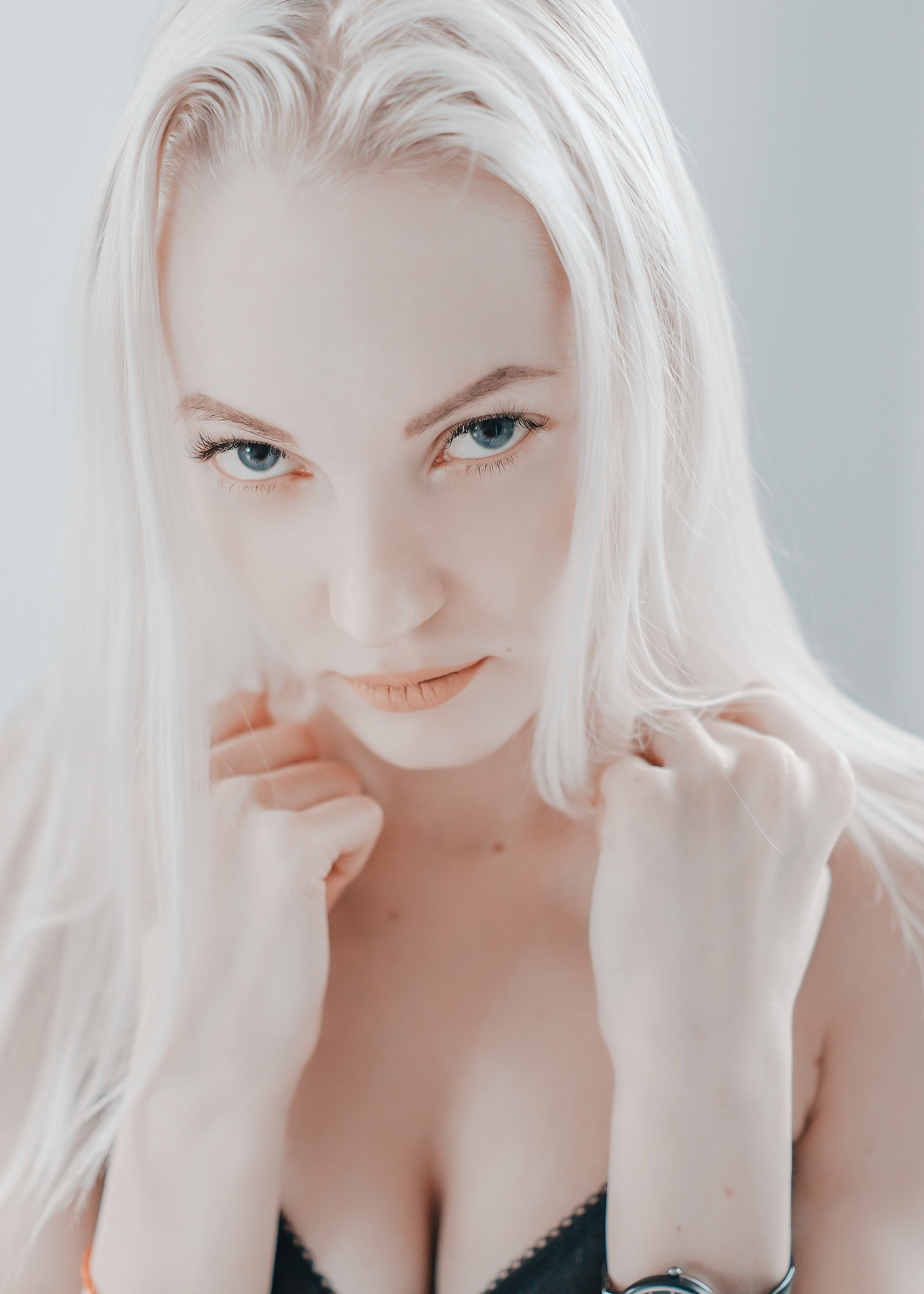 Porcelain girl - photography, women - ans42 | ello