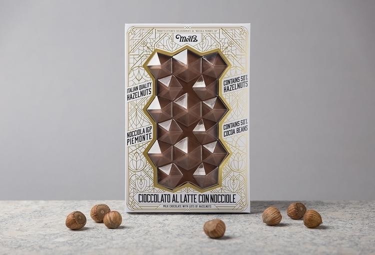 Meltz Chocolates crafted Italy  - foxtrotstudio | ello