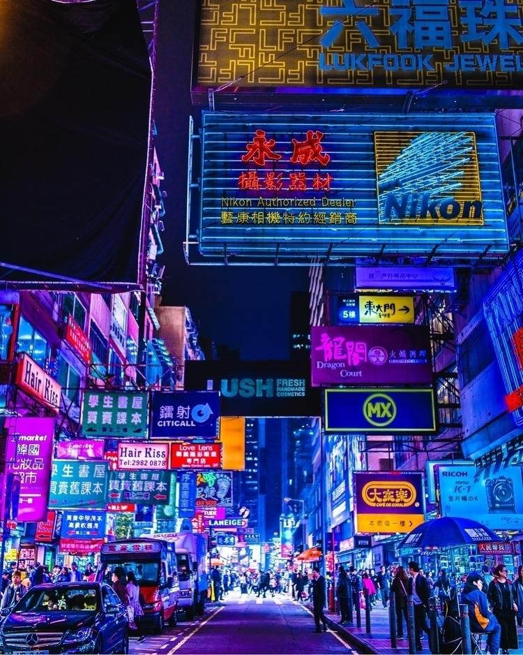 Lostin Hong Kong - herosu | ello