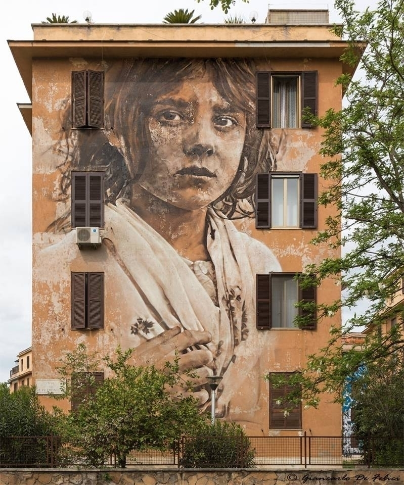 Artist?? Location: Rome, Italy - streetartunitedstates | ello