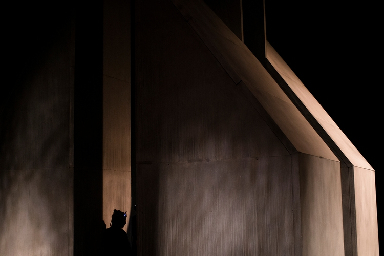 HUIS , theater installation, pa - koenbroos   ello