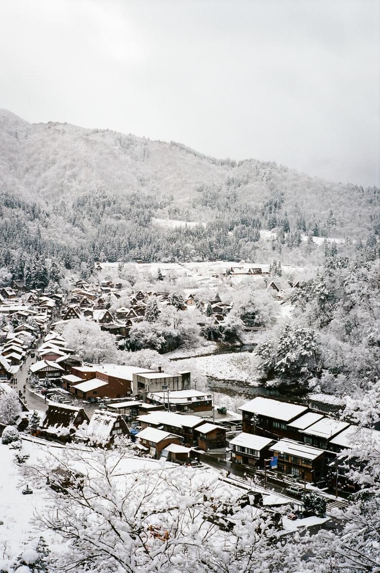 leica, leicaM6, Japan, 日本, 白川鄉 - floydmilan | ello
