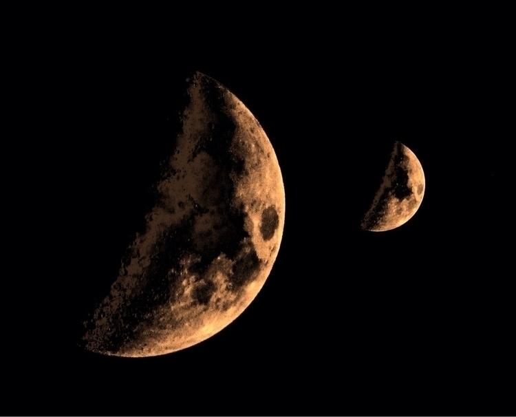 days - moonscape - tehranchik | ello