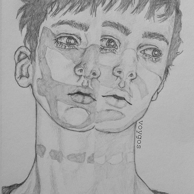 drawing proud im - art, artist, pencil - voygos   ello