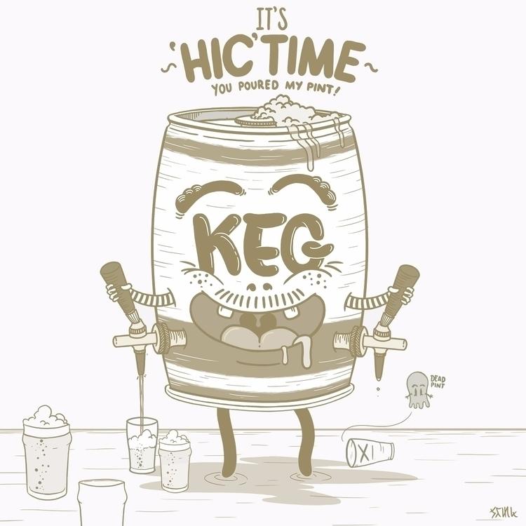 HIC! HIGH TIME POURED PINT! Wan - iamstml | ello