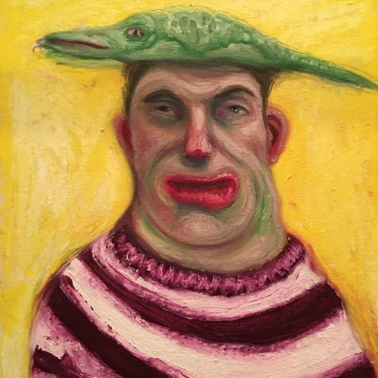alligator hat - weldonics | ello