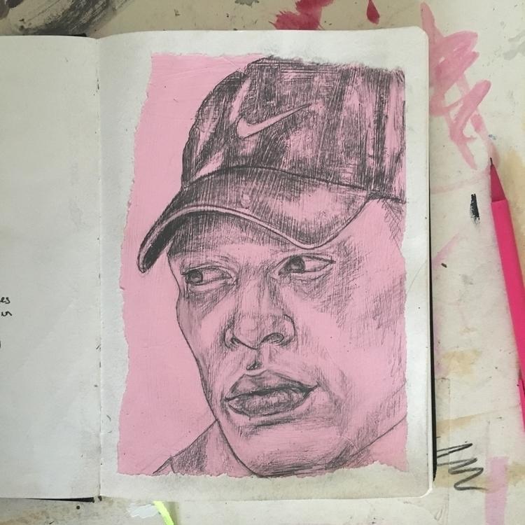 Quick sketch :pencil2:️ - sketchbook - aoifedillon | ello