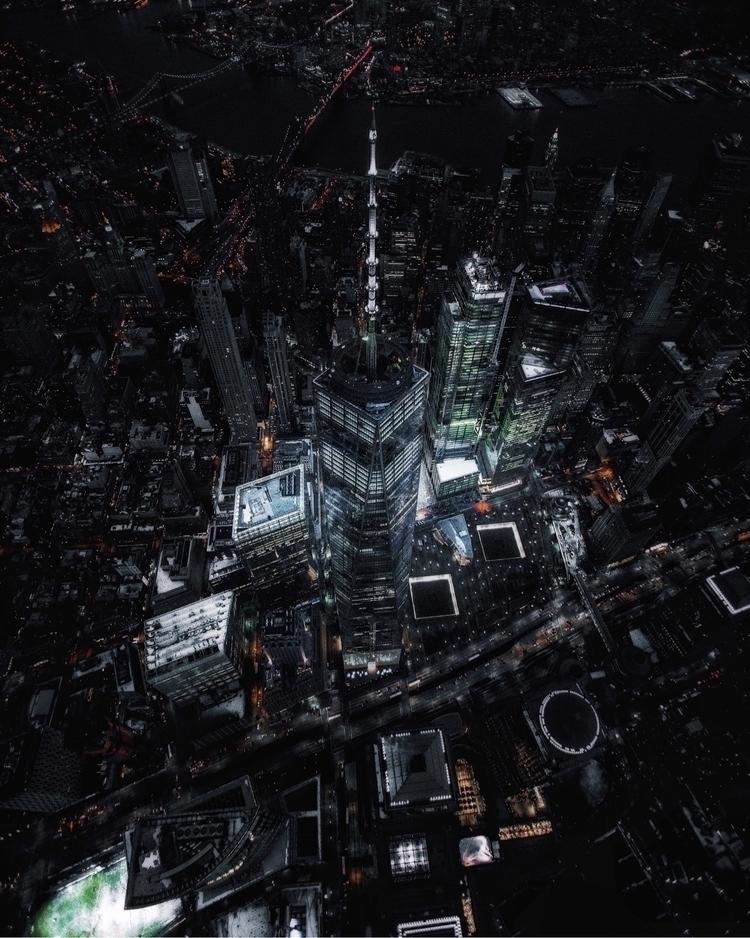 nyc, newyork, freedomtower, black - imthejam | ello