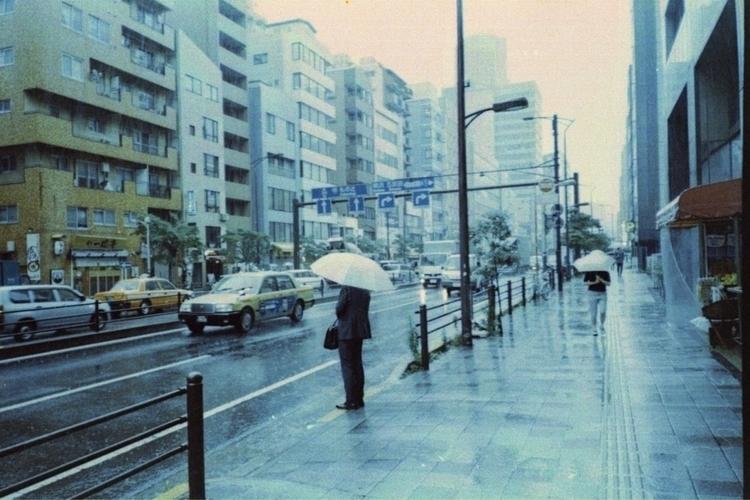 tokyo, japan, 35mm, film, streetphotography - eastlos | ello