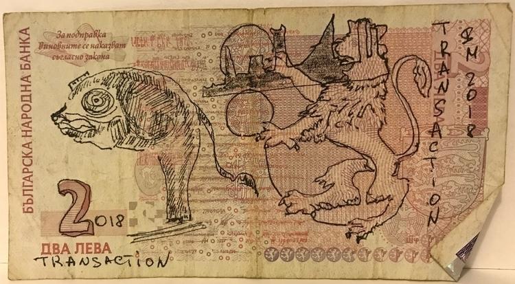 Drawing: Paper Marker Paper. na - lenismoragdova | ello