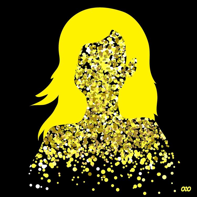 GLITTERS - GOLD series continui - agency | ello