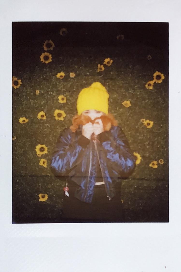 Double exposure polaroid - instaxmini - alysiahh | ello