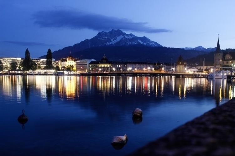 Lucerne, Switzerland - merphi | ello