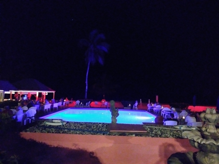 Barbados nights Cell phone pict - oneient | ello
