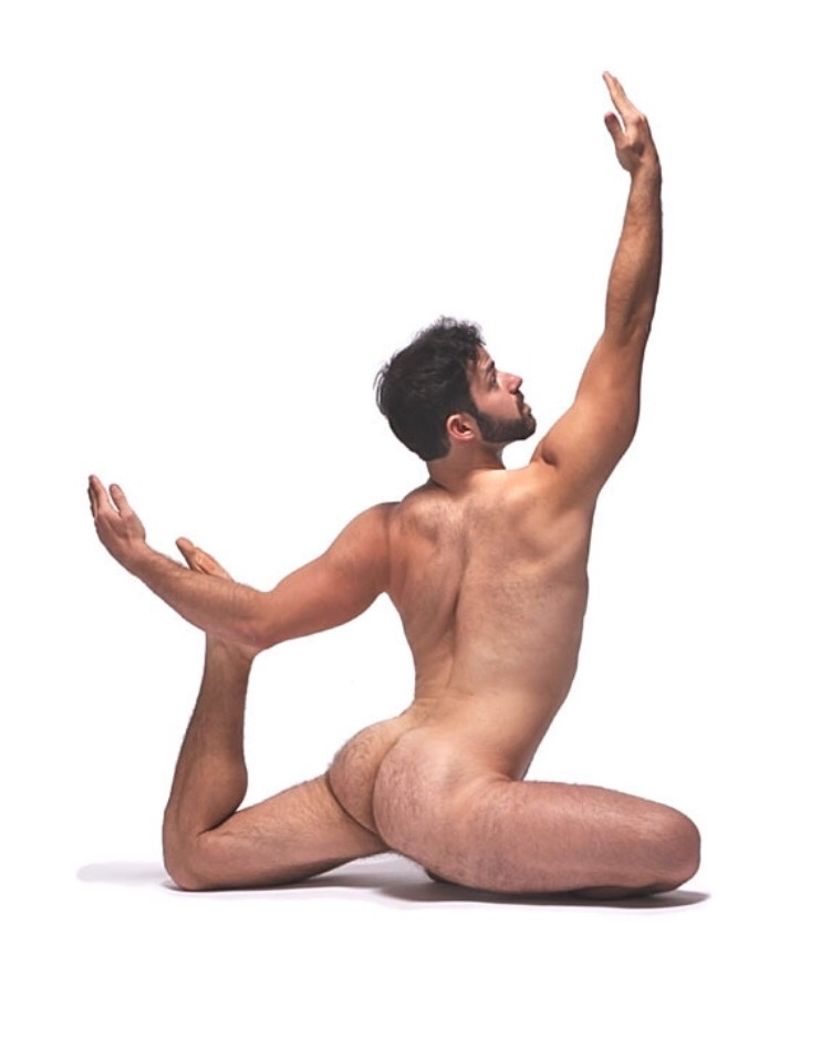 Mom fingering male nude yoga class davis