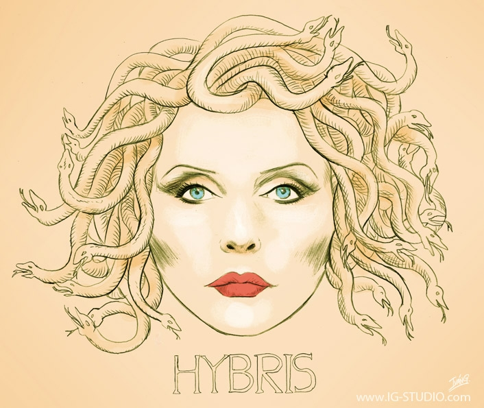 Debbie Harry Hybris. Pencils +  - ivangart | ello