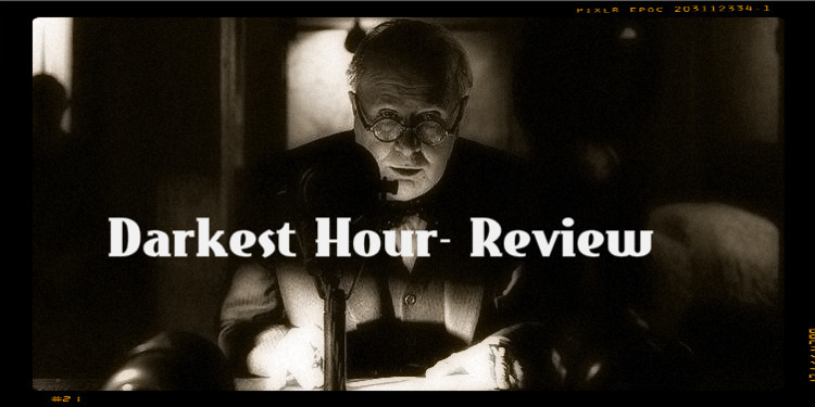 review Darkest hour READ - dinosaurboo | ello
