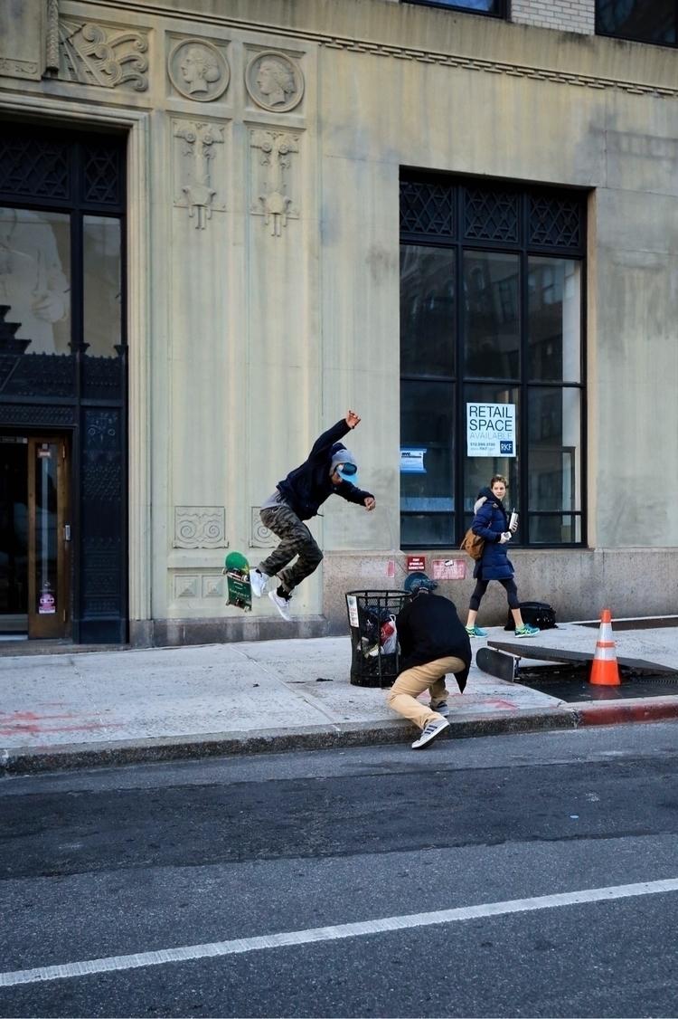 nyc, streetphotography - josephkeating | ello