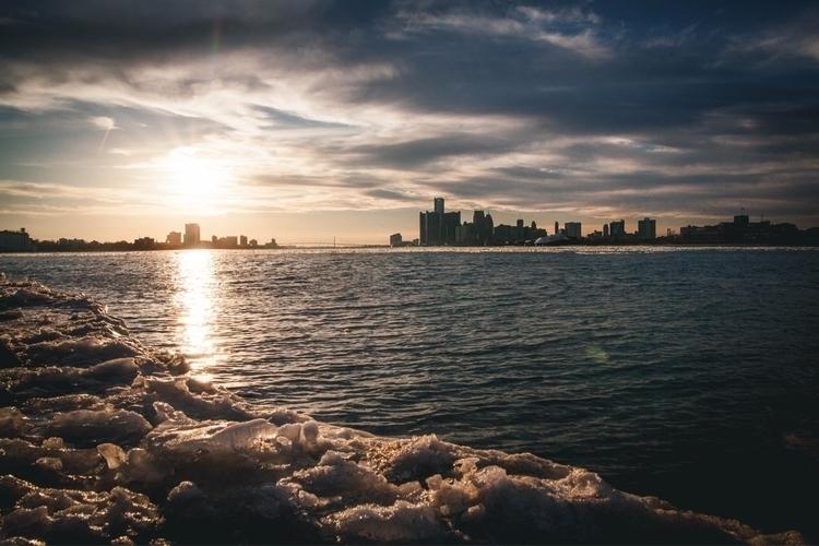 Detroit Skyline - acronymofficial | ello