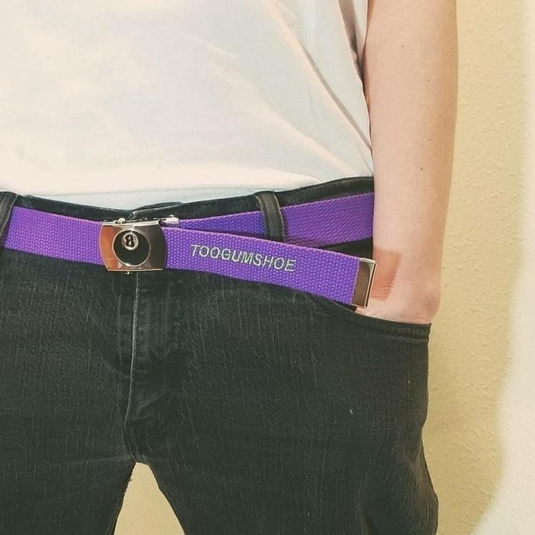 Web strap belts assembled embro - toogumshoe | ello