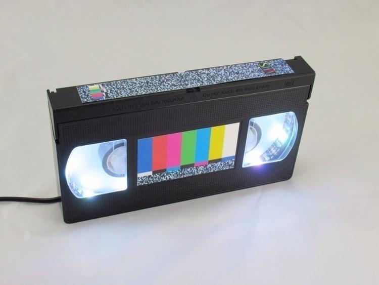 Test Pattern, TV Static VHS Lam - egvastbinder   ello