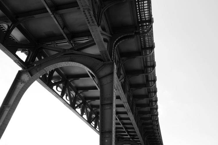 Heaven rails Hamburg, Jun. 2017 - thanospal | ello