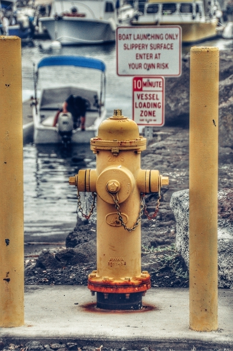 "Hydrants, USA, ""Boat Launching - madap | ello"