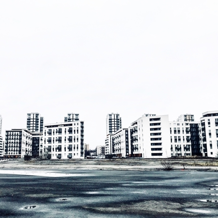 flats builded airport. history  - szylwi | ello
