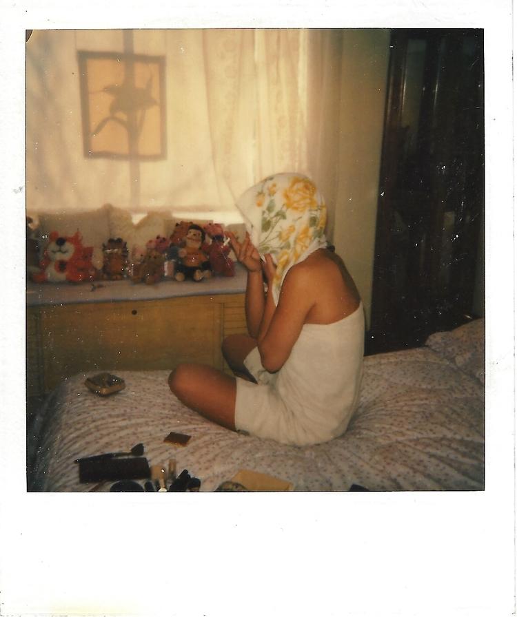 smoke, 1980s, Hatun, polaroid - hatun | ello