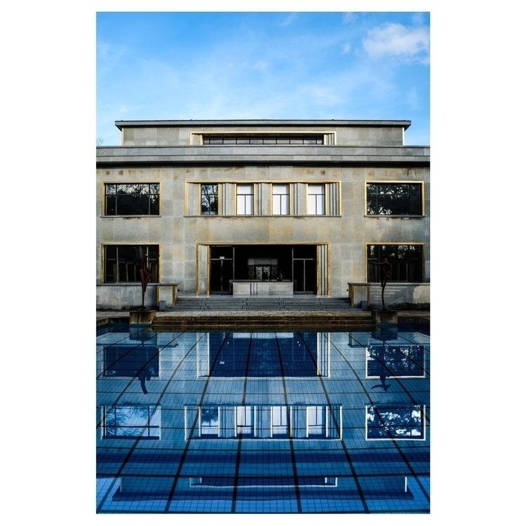 beautiful house   Villa Empain - worm_street   ello
