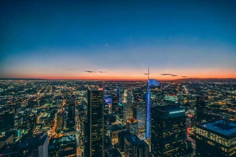 Goodnight, Los Angeles Photogra - thrumyeyesphoto | ello
